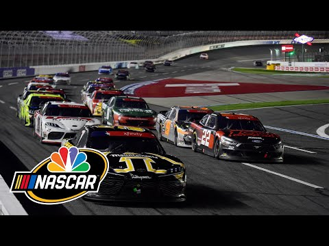Alsco 300 At Charlotte Motor Speedway | EXTENDED HIGHLIGHTS | 5/25/20 | Motorsports On NBC