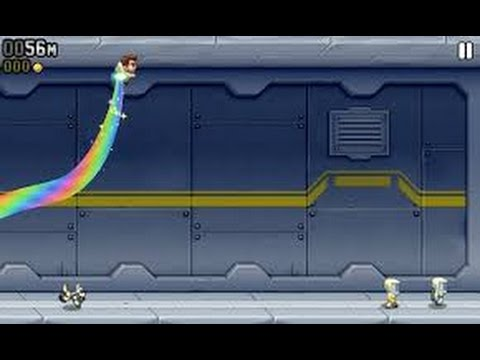 All Jetpacks in Jetpack Joyride *2015 update*