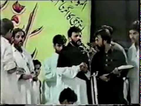 Historic Shab Bedari 1995 (5/19) - Sajid Hussain Jafari - Wawaila Hussain