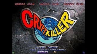 Crypt Killer ps1 gameplay