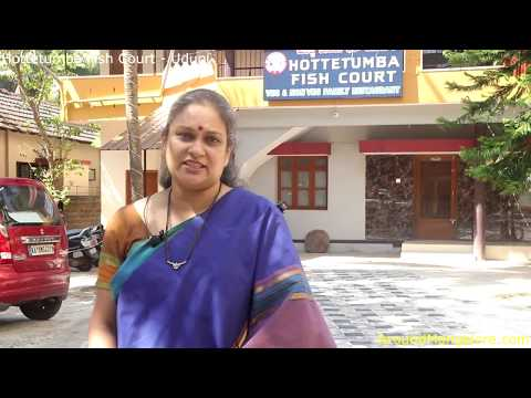 0 - Hottetumba Fish Court - Seafood Restaurant - Udupi