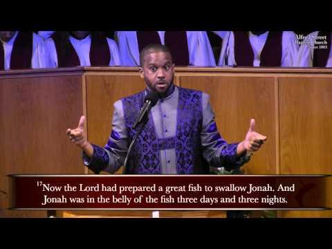 """May 17, 2015 """"I'm Coming Out"""" Pastor Howard-John Wesley"""