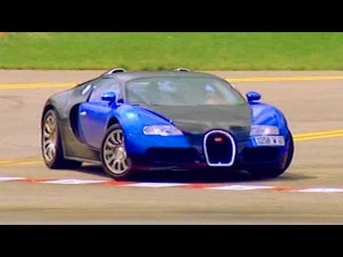 Testing The Bugatti Veyron