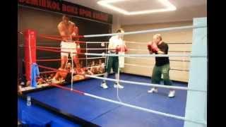 boks antrenman yetişkin