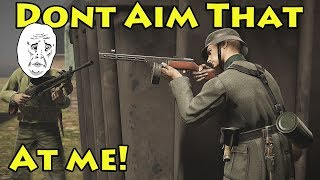 Don't You Aim That At Me! - Heroes & Generals