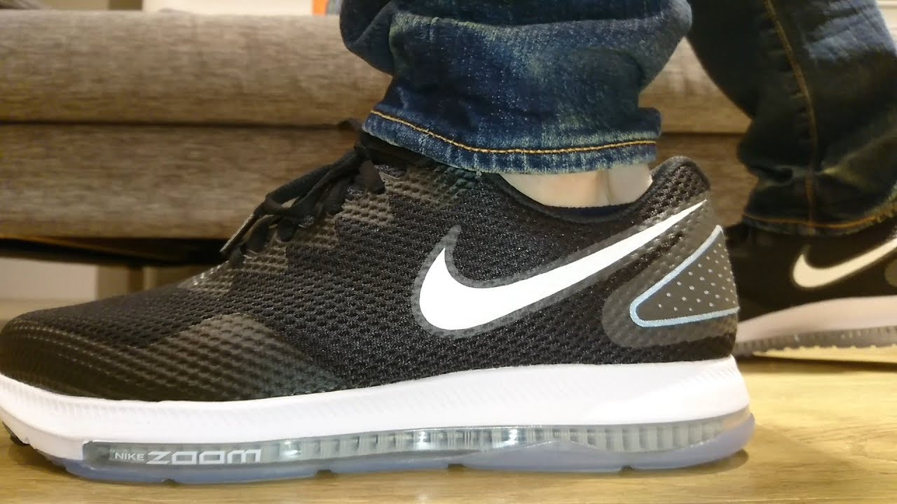 best service d7e8e f5be3 Nike Zoom All Out Low 2 performance - 用慢動作看 Zoom Air