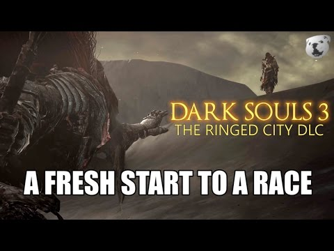 A Fresh Start To A Race (Bdawg vs Sinned - DS3 The Ringed City DLC)