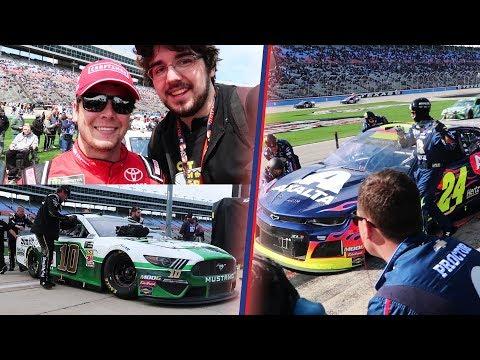 NASCAR Hot Pass Experience At Texas Motor Speedway