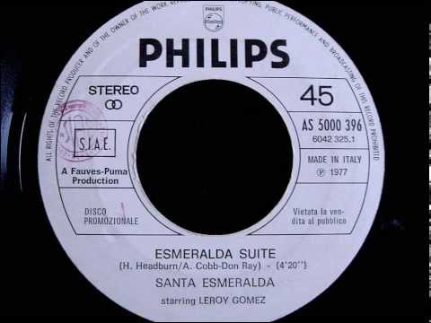 Santa Esmeralda - Esmeralda Suite