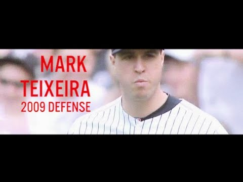 Mark Teixeira - Gold Glove Defense