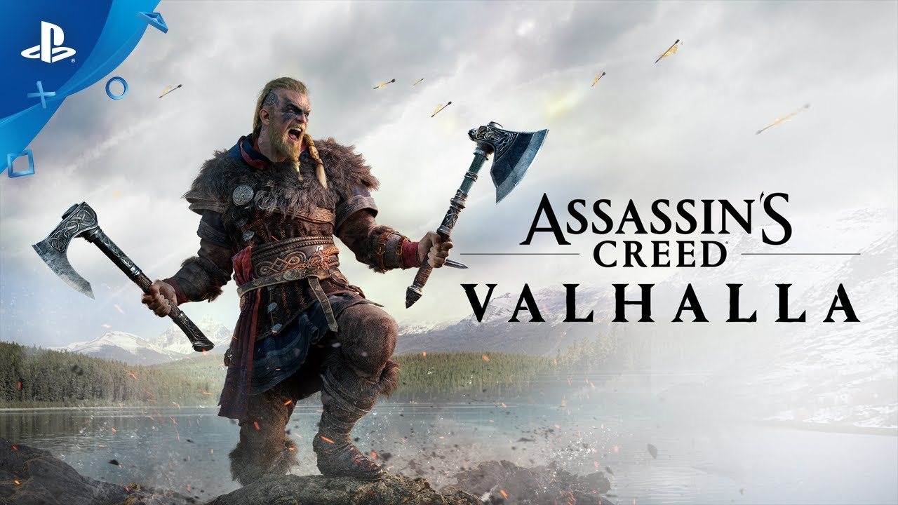 Assassin S Creed Valhalla Cinematic World Premiere Trailer Ps4
