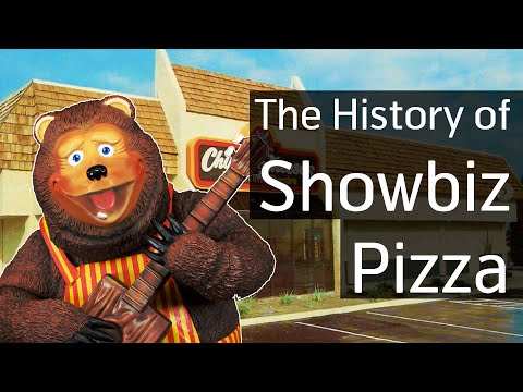 History of the Showbiz Pizza Place Restaurant by Smartyflix
