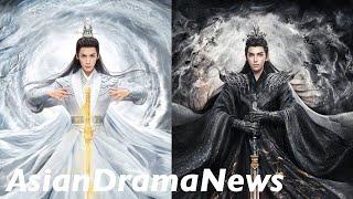 Netizens Upset Over Luo Yun Xi & Arthur Chen's Immortality Drama 皓衣行