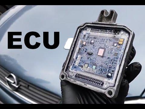 Jak Wymienić Sterownik Silnika ECU – Opel Astra G II Vauxhall | ForumWiedzy.pl