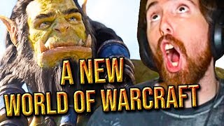 "Asmongold Reacts To ""WoW 2.0: What Blizzard MUST Do & How It WILL Happen"" - Bellular"