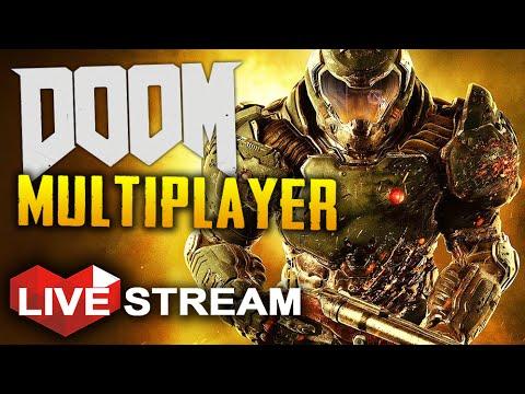 DooM 4 Multiplayer | Fast, Savage & BRUTAL!! | Gameplay LIVE Stream (60 fps)