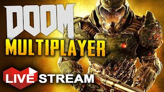 DooM 4 Multiplayer | Fast, Savage & BRUTAL!! | Gameplay LIVE Stream (60 fps)