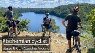 "Bikepacking Czechia - Brno to Trebic"". Stage 8 Czechia Around Central Loop"""