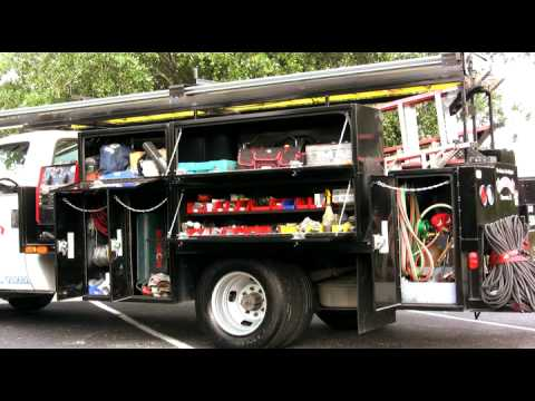 Overhead Door Service Trucks Youtube