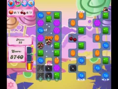 Candy Crush Saga Level 2608 - NO BOOSTERS