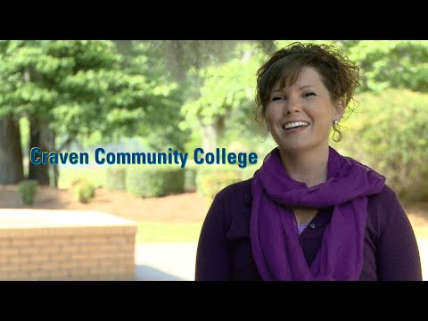 Craven CC = Student Success