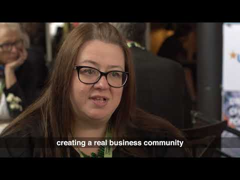 BARNSLEY : Digital Media Center. Interview with Tracey Johnson