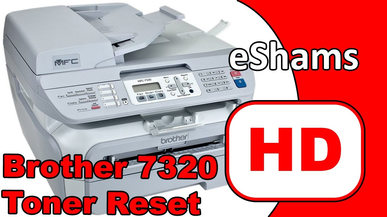 BROTHER MFC-7320 PRINTER DRIVER FOR WINDOWS DOWNLOAD