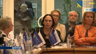 Дискуссия:  Искусство и власть (20-летие Школы в Голицыно)