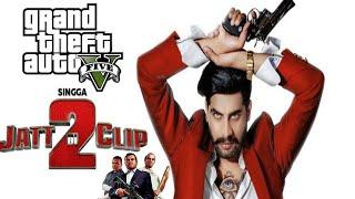 JATT DI CLIP 2 GTA5 MUSICAL VIDEO SINGA MANKIRAT AULAKH