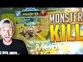 My First MONSTER Kill! (MOBILE LEGENDS BANG BANG)