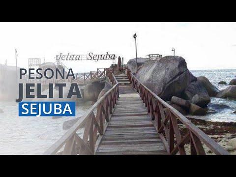 "pesona-""jelita-sejuba"",-hamparan-bebatuan-granit-untuk-spot-foto-instagramable-di-pulau-natuna"
