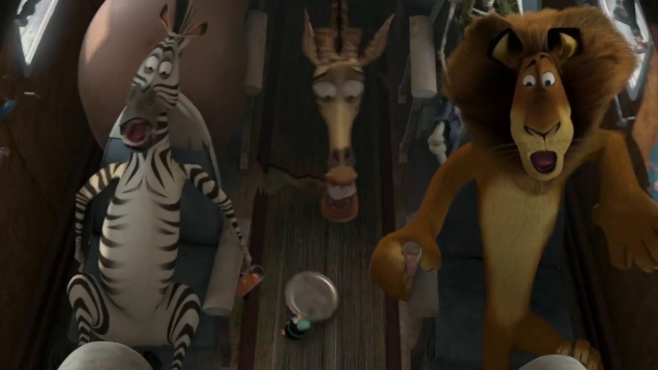 Download Madagascar 2 Flying Scene