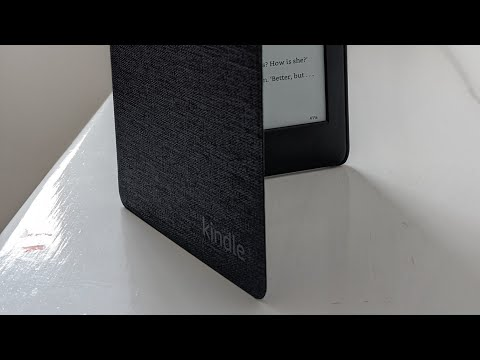 Kindle Fabric Cover for Kindle 2019 10th Generation