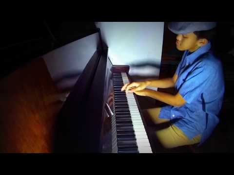 Payung Teduh : Akad - piano by Michael