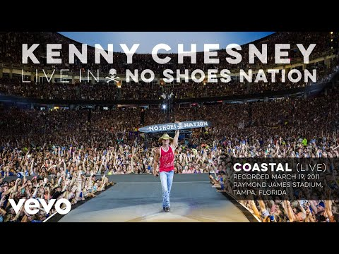 Kenny Chesney - Coastal (Live) (Audio)