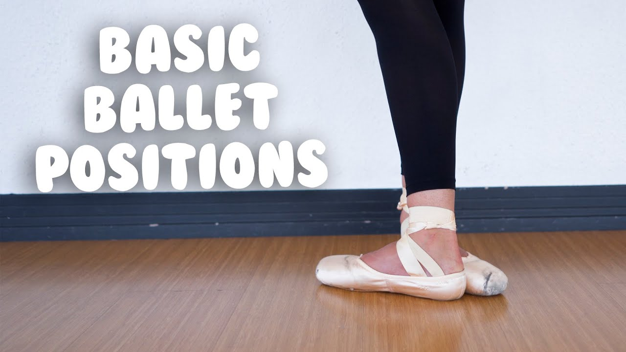 Basic Ballet Positions I Arms and Feet With @MissAuti