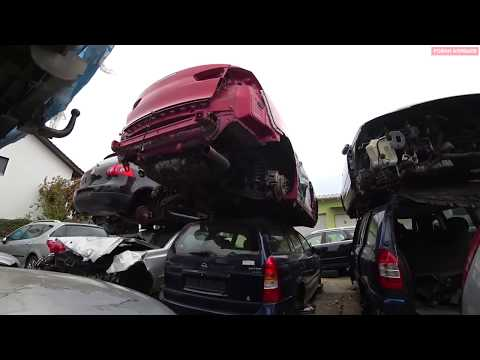 Запчасти на шару - авторазборка в Германии - немецкая автосвалка
