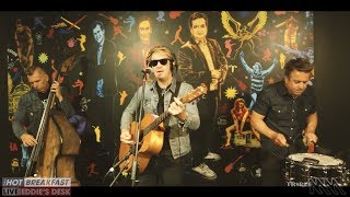 The Living End - Otherside | Live From Eddie's Desk! | The Hot Breakfast