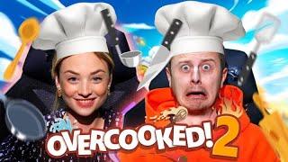On cuisine en couple sur Overcooked (sans s'embrouiller ou presque)