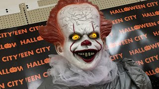 Halloween City + Party City Halloween 2018