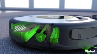 Roomba 600 новый ролик