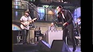 "Nick Cave and the Bad Seeds -- ""I Had a Dream, Joe"" (Late Show with David Letterman, 1992)"