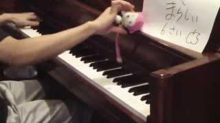 【ピアノ】「Bad Apple!!(feat. nomico)」弾きなおしてみた (Play again)