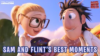 Love as Told by Sam Sparks and Flint Lockwood  Cloudy with a Chance of Meatballs 1, 2