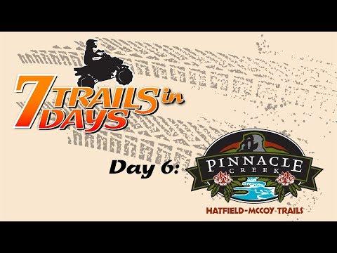 Pinnacle Creek - Hatfield-McCoy Trails