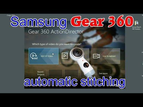 gear 360 actiondirector download