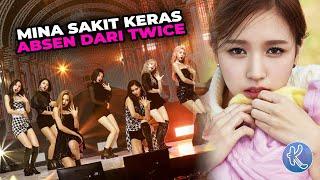 Hengkang Dari JYP? 10 Fakta Mina TWICE yang Mengidap Penyakit Extreme Anxiety