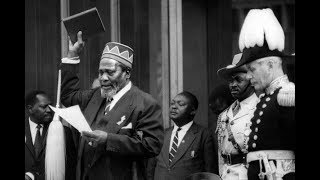 Today marks 40 years since Kenya's founding father Mzee Jomo Kenyatta's death