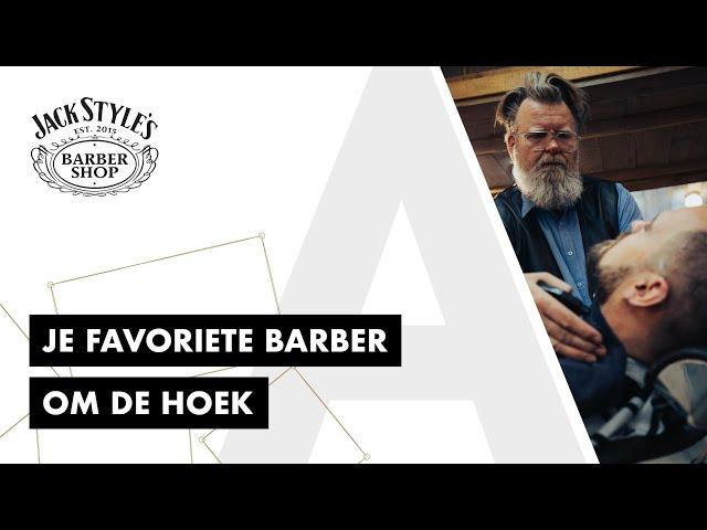 Jack Styles XXL | Asociaal Marketing