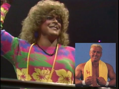 Ronnie Garvin On Miss Atlanta Lively Gimmick!